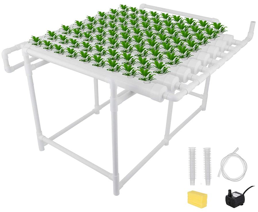 white dreamjoy hydroponic grow kit
