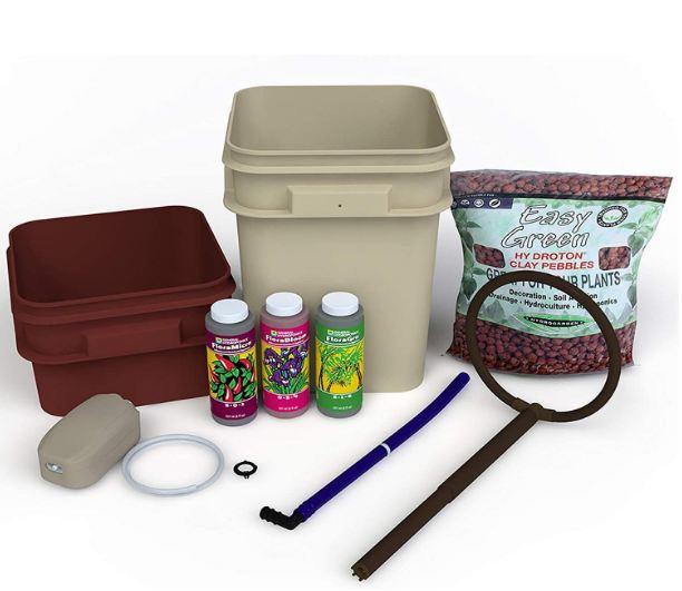 WaterFarm hydroponics grow kit