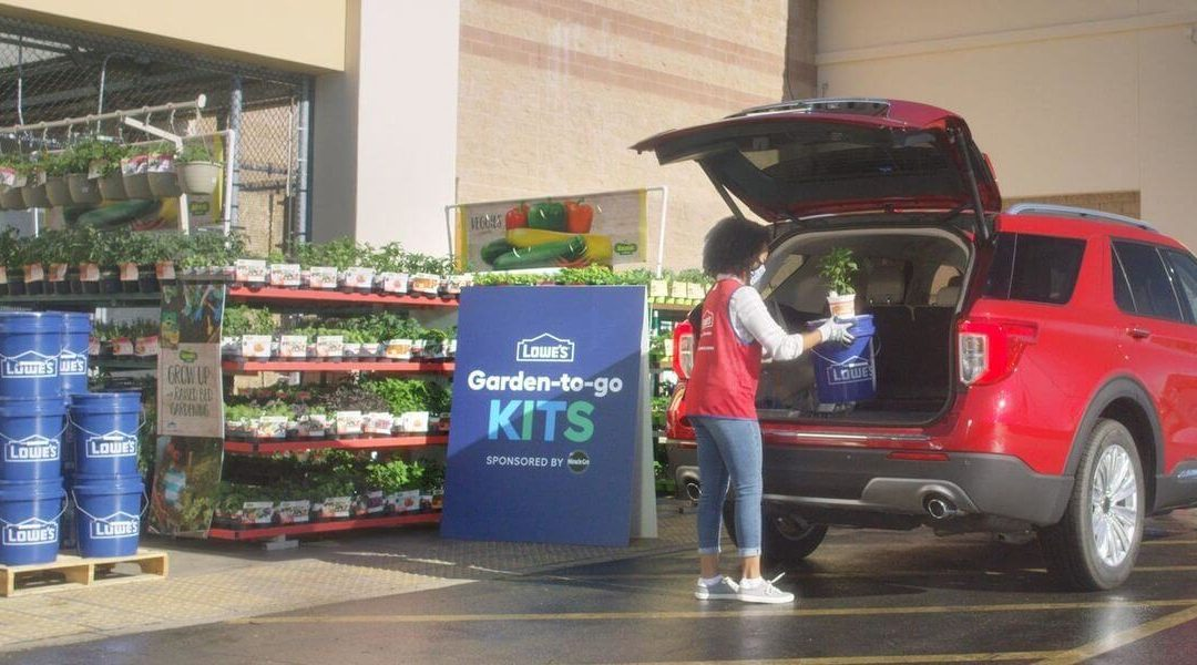 How To Get A Free Gardening Kit From Lowes In April