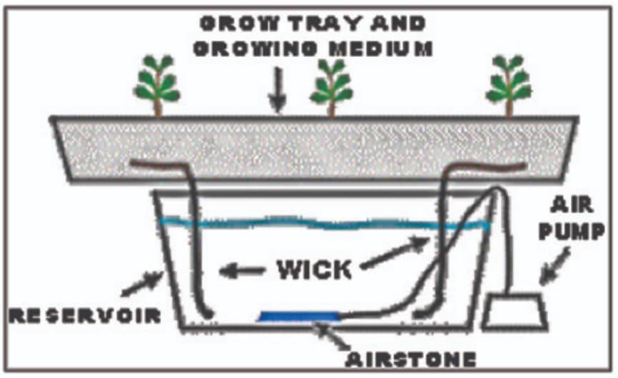 wick system illustration by okstate edu